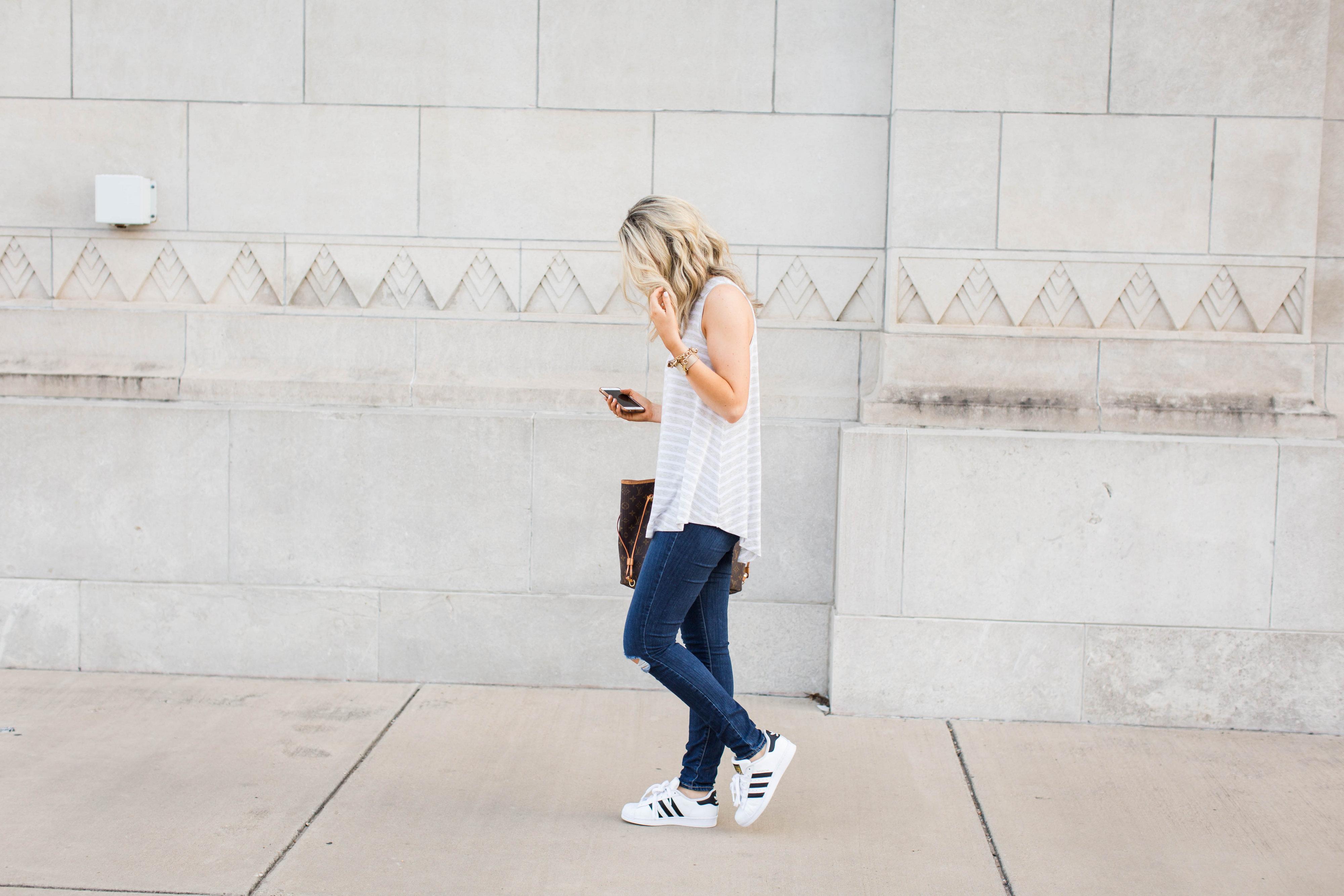 Adidas Superstars Emily Herren