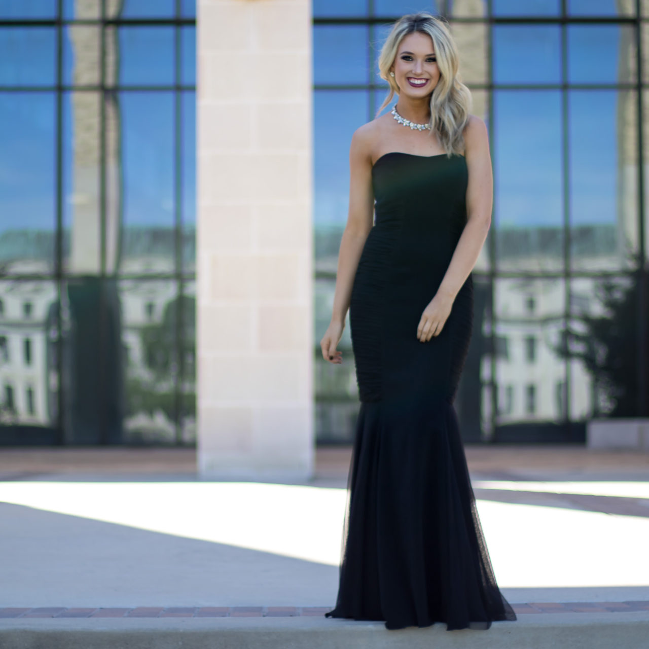 How to Wear Black to a Wedding