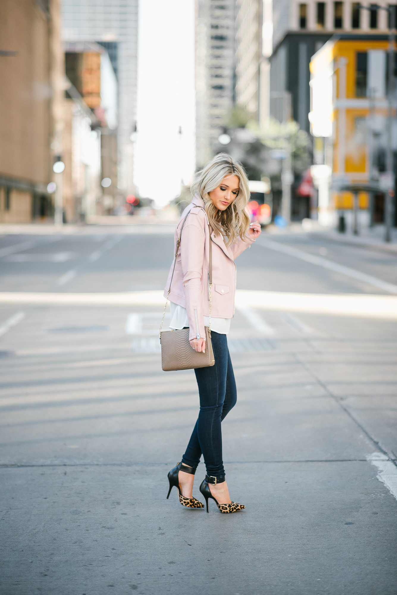 Emily Herren Champagne and Chanel