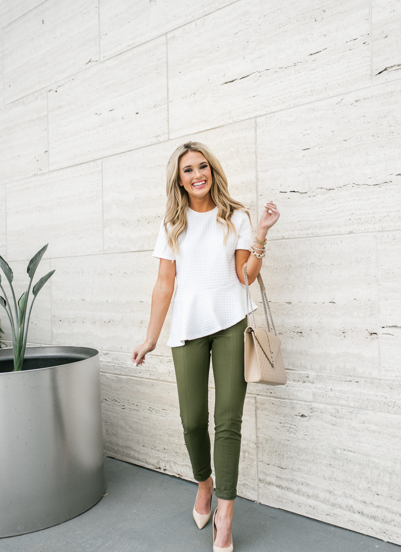 Work Wear to Casual Look