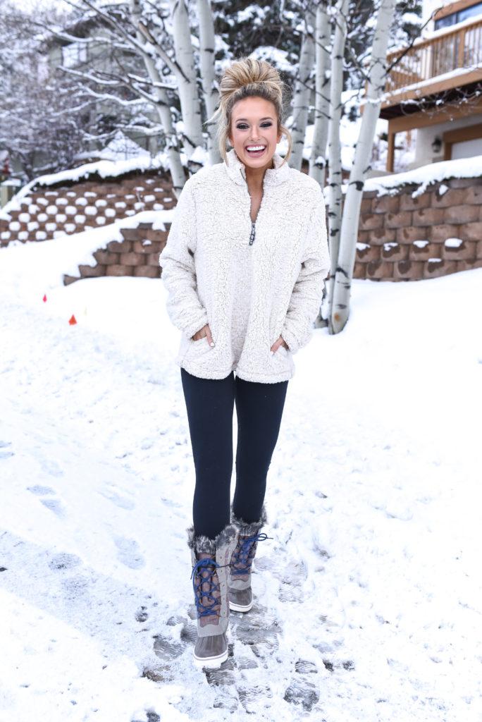 Sherpa \u0026 Snow Boots