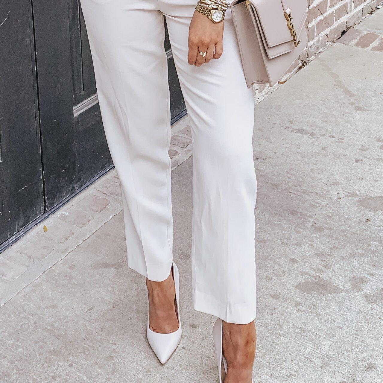 White Shoe Trend