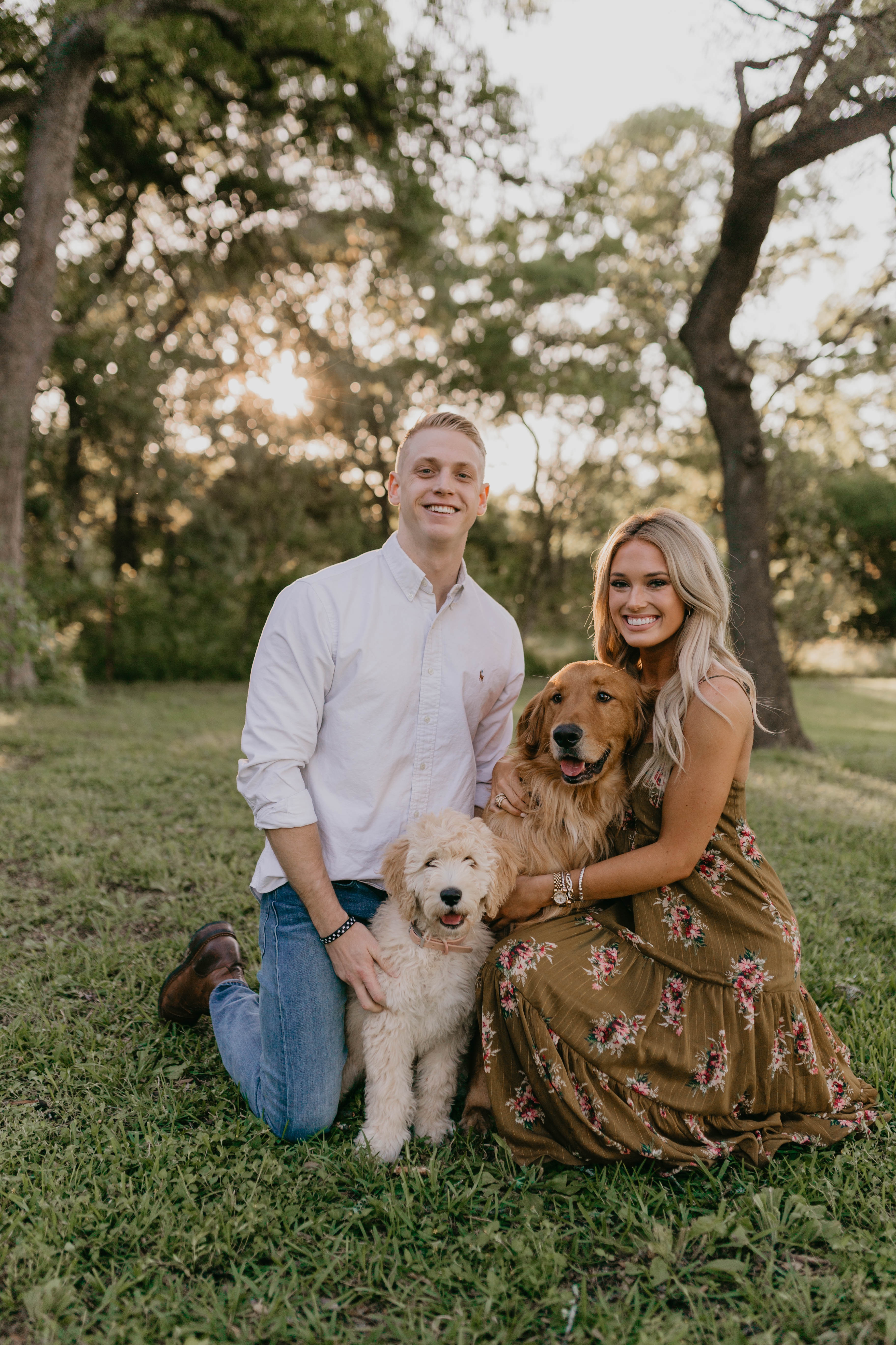 Spring Family Pictures
