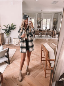 How To Style Biker Shorts This Fall